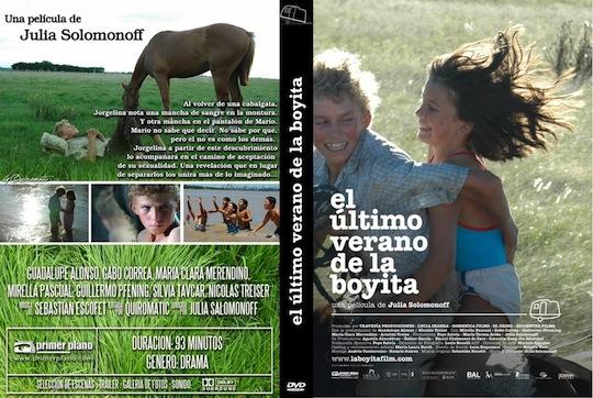 El Ultimo Verano De La Boyita Custom Por Quiromatic - dvd