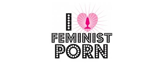logo i love feminist porn