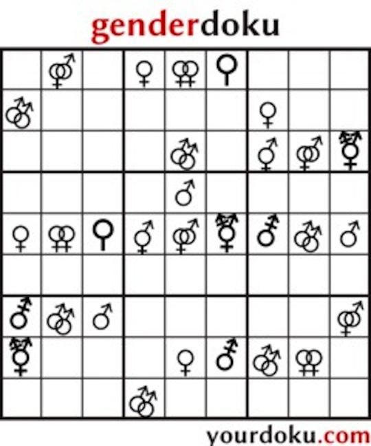 genderdoku