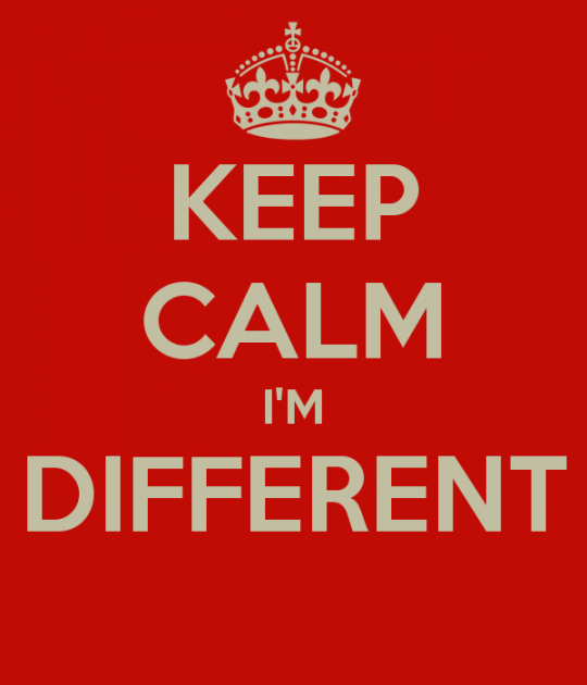 keep-calm-i-m-different-7