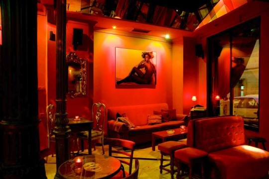 Volta Café, donde solemos reunirnos de vez en cuando  https://www.facebook.com/voltacafe