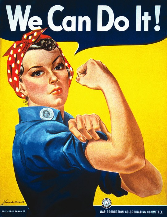 https://en.wikipedia.org/wiki/Rosie_the_Riveter