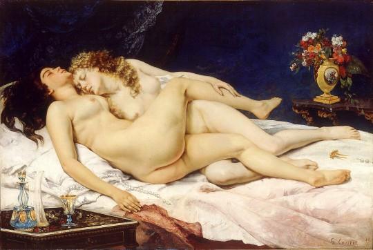 De Gustave Courbet - 1. Desconocido2. Petit Palais, Dominio público, https://commons.wikimedia.org/w/index.php?curid=127776