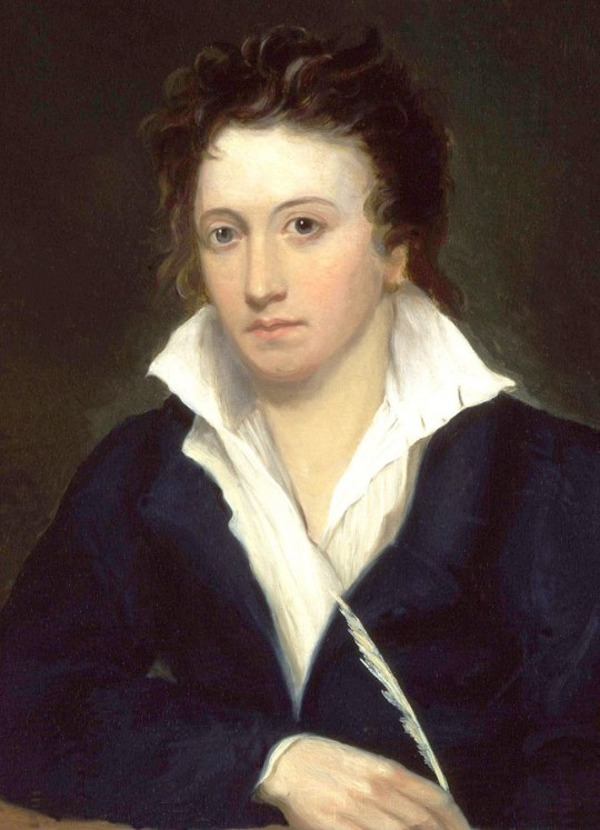 Percy Shelley (Wikipedia)