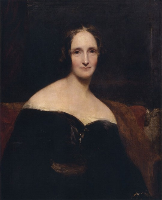 Mary Shelley (Wikipedia)