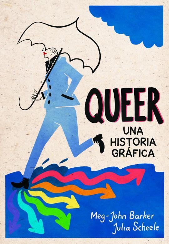 Recorte cubierta Queer