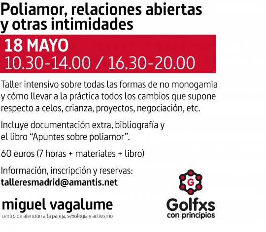 Cartel amantis 16 abril