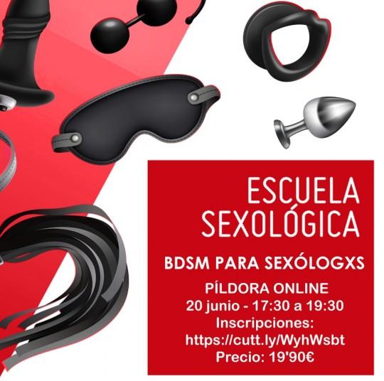 BDSM para sexólogxs