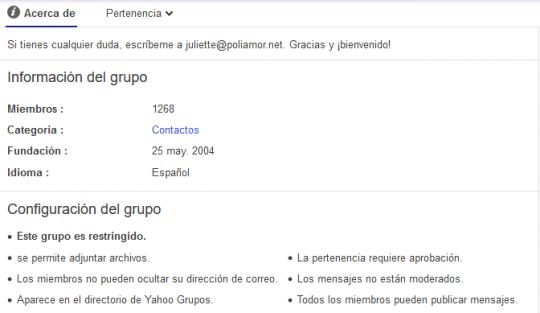 POLIAMOR JULIETTE_2020-11-03 Yahoo Grupos