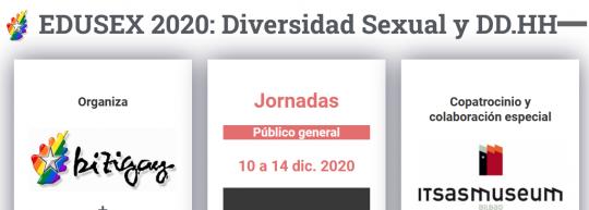 edusex -12-12 EDUSEX 2020 Diversidad Sexual y DD HH - Bizigay2