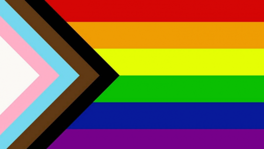 Daniel Quasar redesigns LGBT Rainbow Flag to be more inclusive